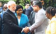 Indian Prime Minister Visits